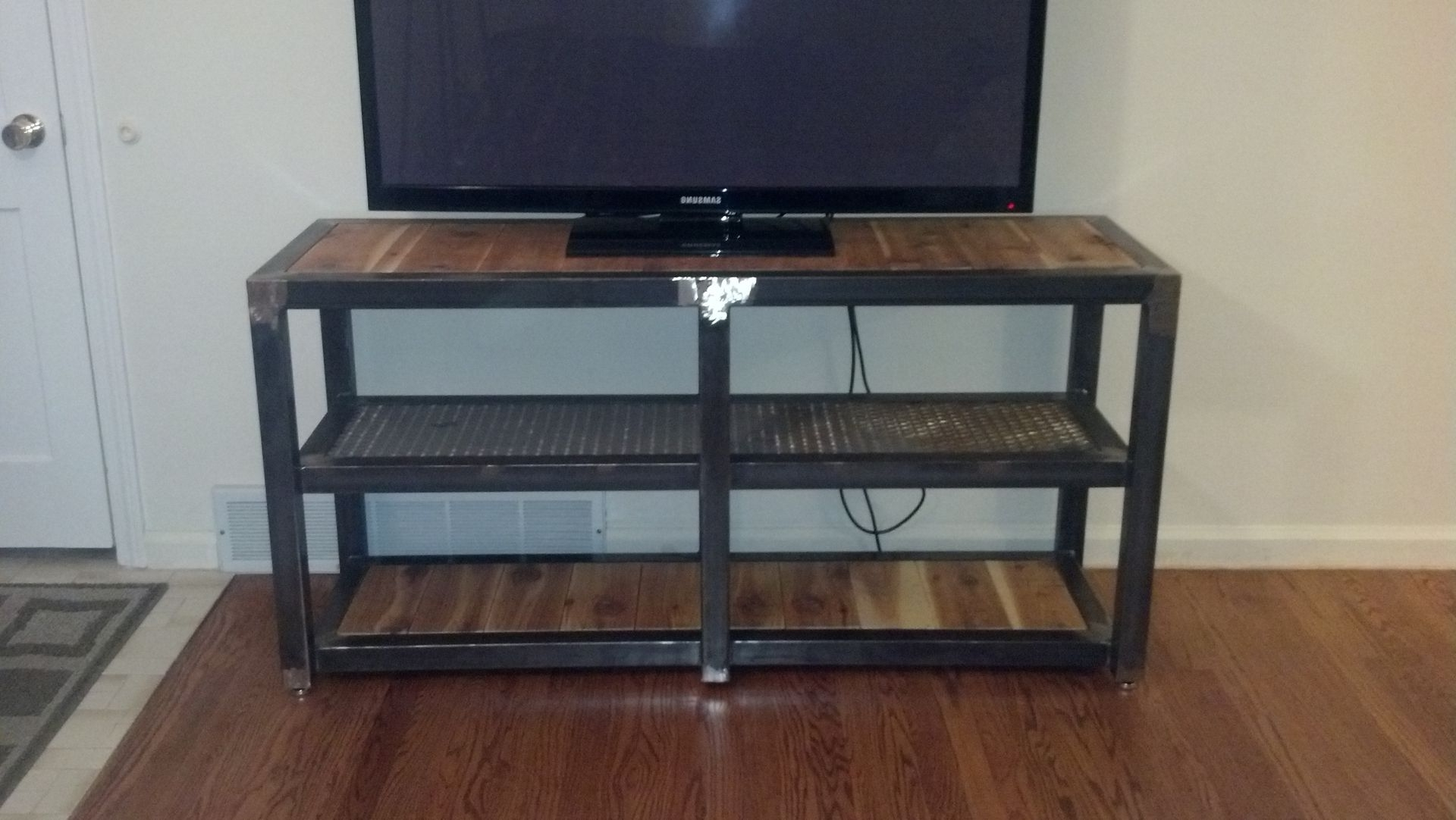 Preferred Handmade Tv Unit Regarding Wall Units (View 11 of 15)