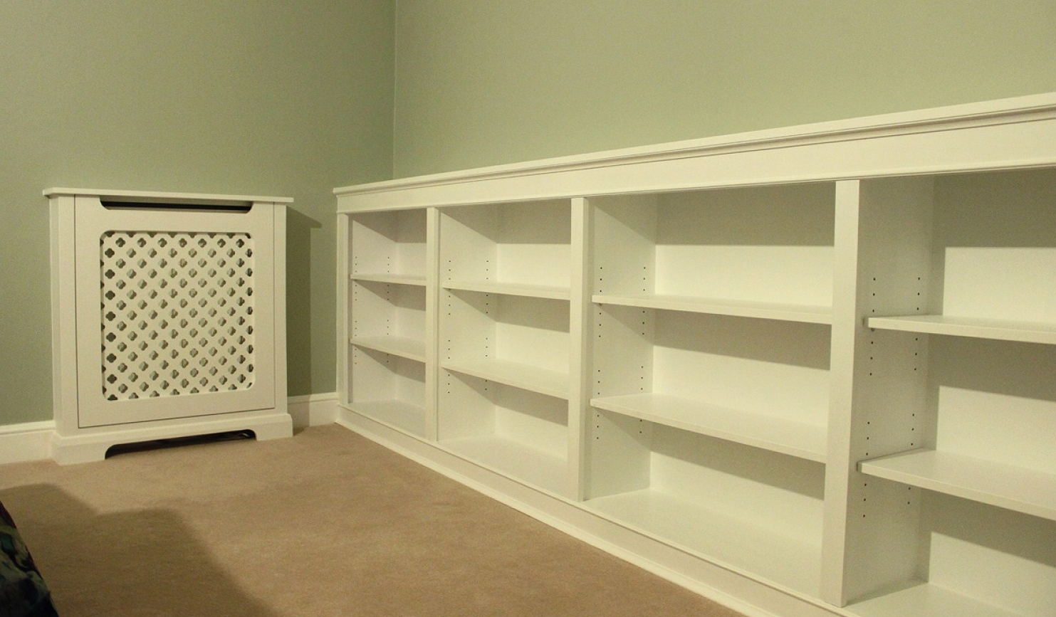 Preferred Long Low Bookcases With Regard To Prodigious Model Of Contemporary Bookcase Around Moroccan Bookcase (View 12 of 15)