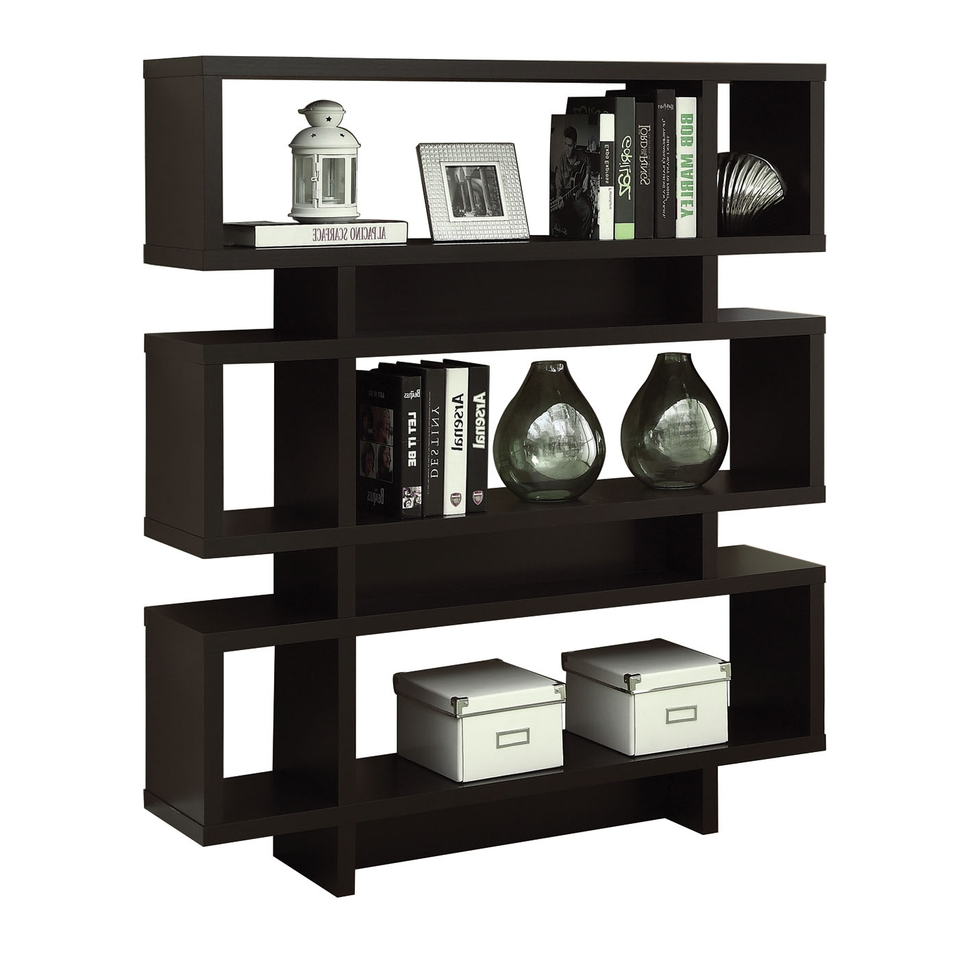 Preferred Monarch Bookcases With Regard To Monarch Specialties Bookcase (View 7 of 15)