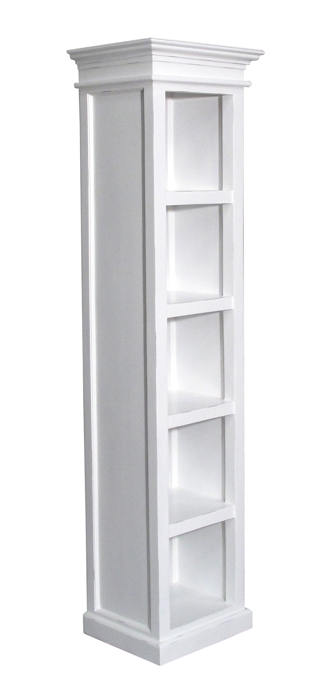 Preferred Tall White Bookcases Pertaining To Tall Slim Bookcase Amazing Picture Design Awesome Thin Ideas Room (View 10 of 15)