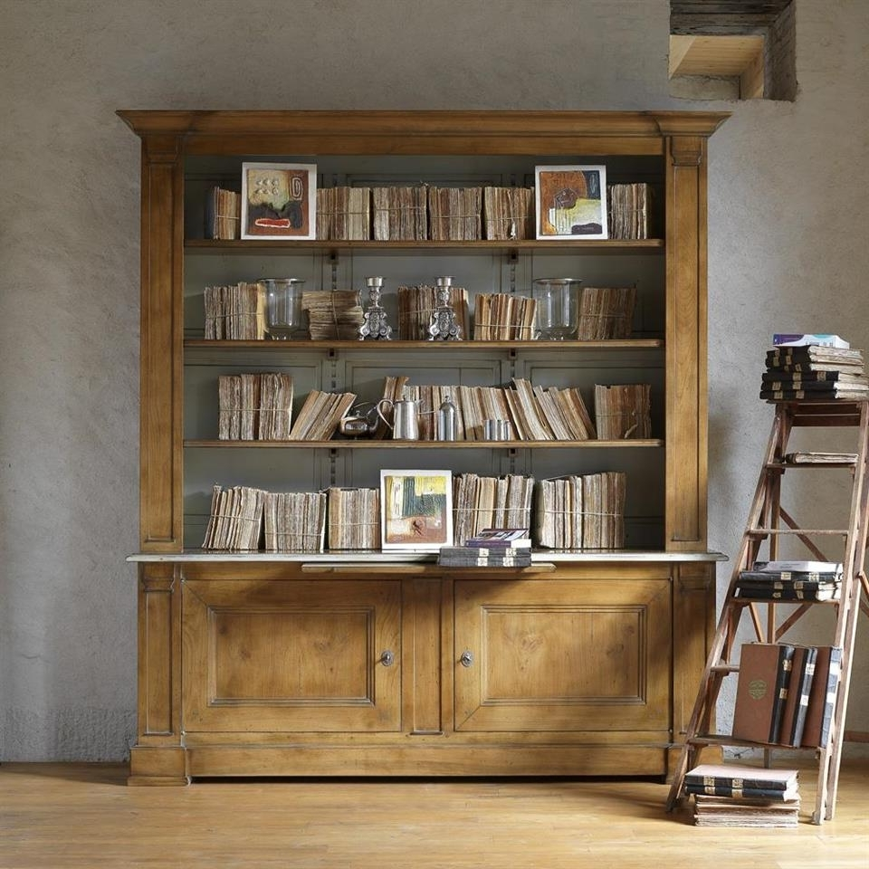 Featured Photo of Large Solid Wood Bookcases