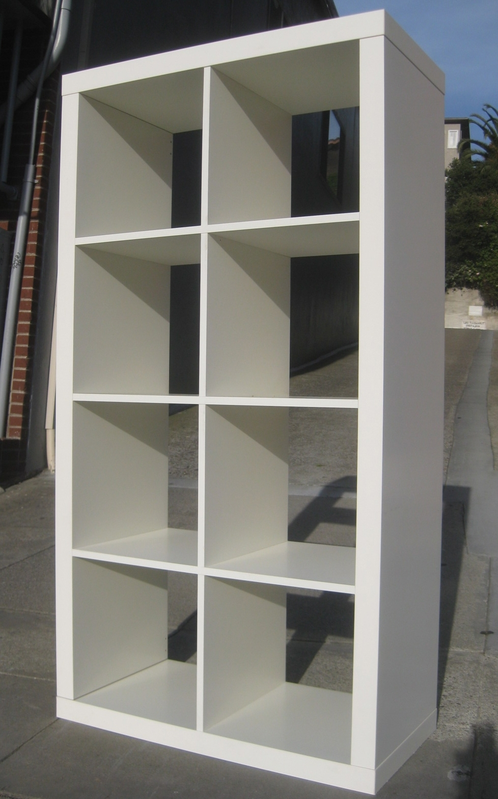 Preferred Uhuru Furniture & Collectibles: Sold – Ikea Cube Shelf – $45 With Regard To Ikea Cube Bookcases (View 12 of 15)