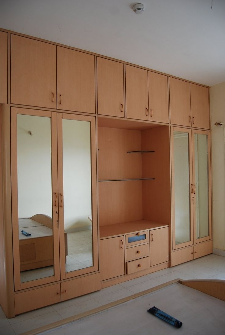 Preferred Wall Cupboards With Storage Ideas For Small Bedrooms On Budget Built In Cabinets (View 3 of 15)