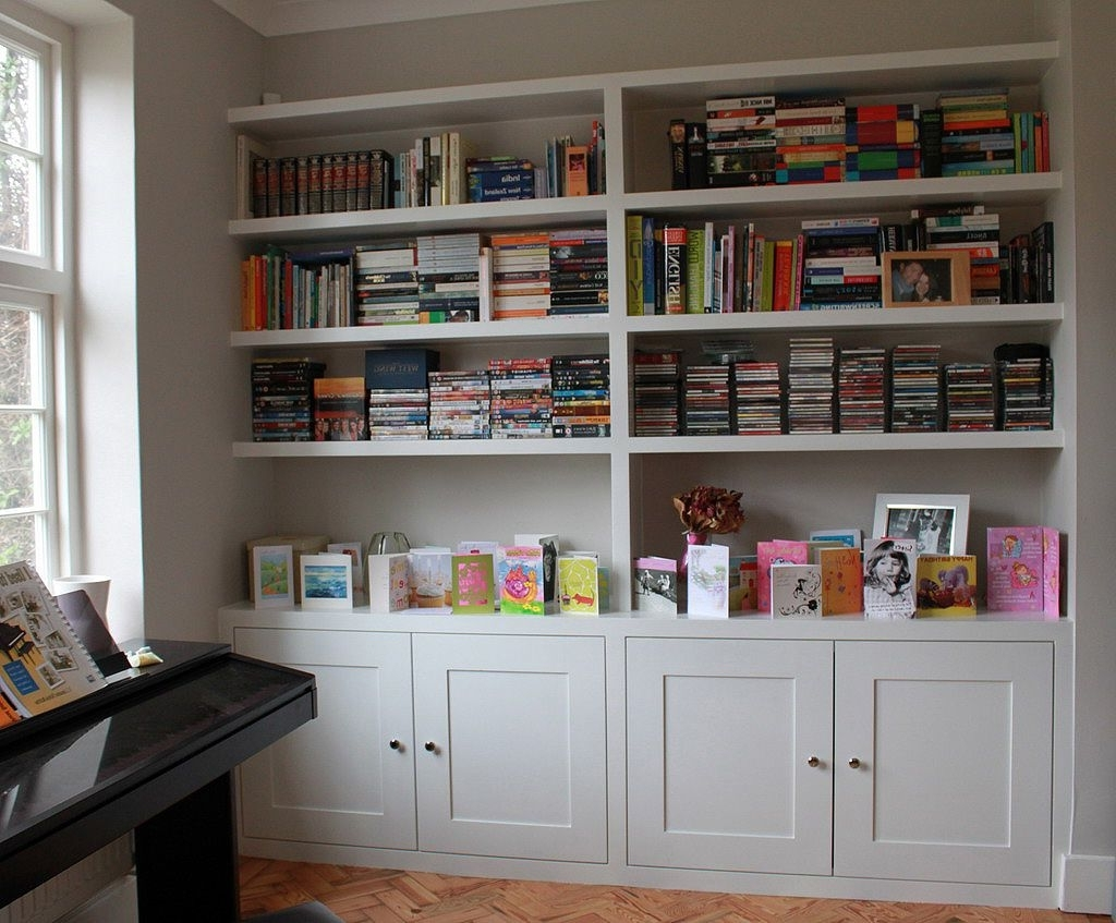 Preferred Wardrobe Company, Floating Shelves, Boockcase, Cupboards, Fitted With Fitted Bookcases (View 15 of 15)