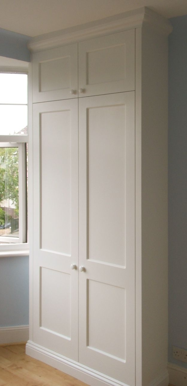 Proline Interiors Fitted Wardrobe, Including Raised Cornice And Throughout Trendy Alcove Wardrobes Designs (View 9 of 15)