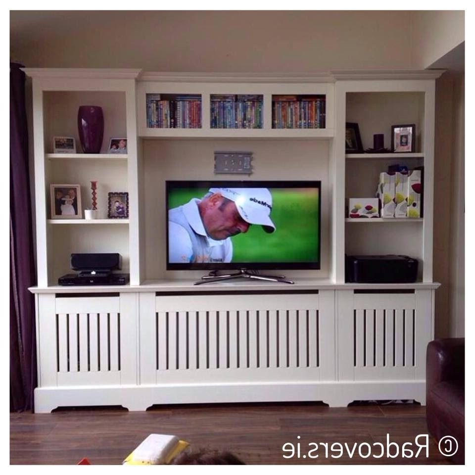 Featured Photo of Radiator Cover Tv Stand