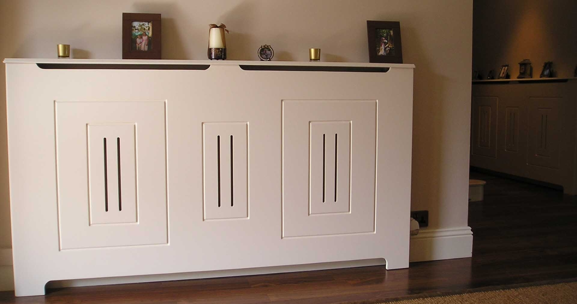 Radiator Cupboards Within Latest Custom Radiator Covers (View 12 of 15)