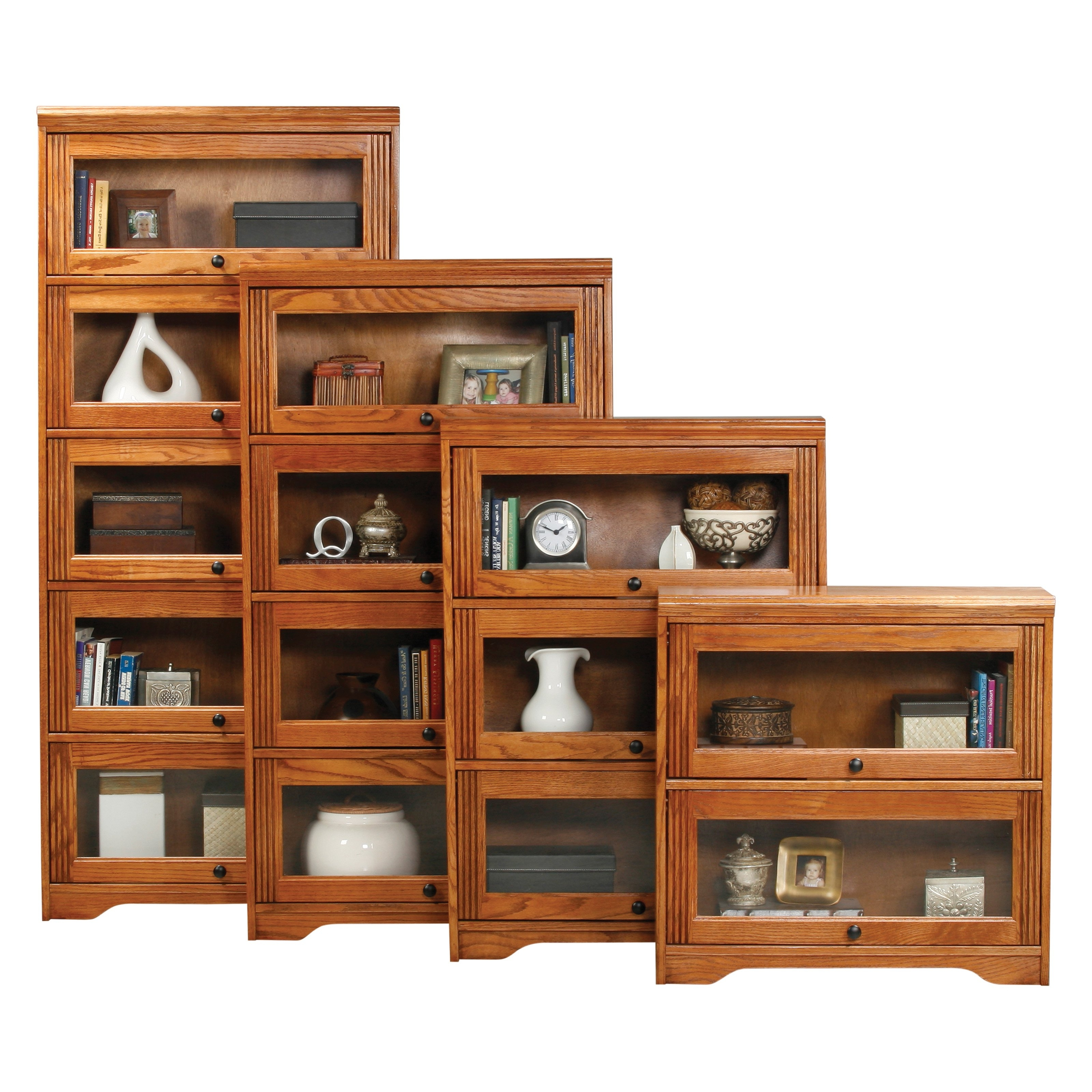 Recent Barrister Bookcases Regarding Altra Barrister Bookcase – Espresso (View 9 of 15)