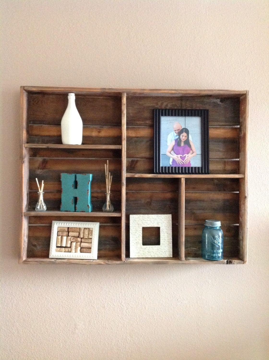 Recent Garage Shelving Then Transparent Glasses Along With Walls Bathroom With Wooden Wall Shelves (View 9 of 15)