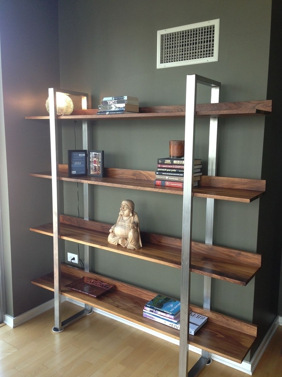 Featured Photo of Steel Bookcases