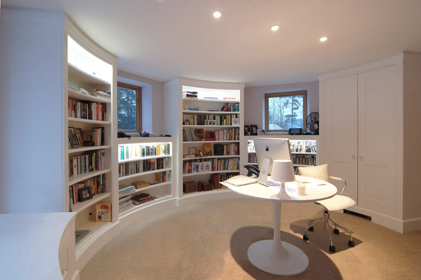 Recent Made To Measure Home Offices (View 14 of 15)