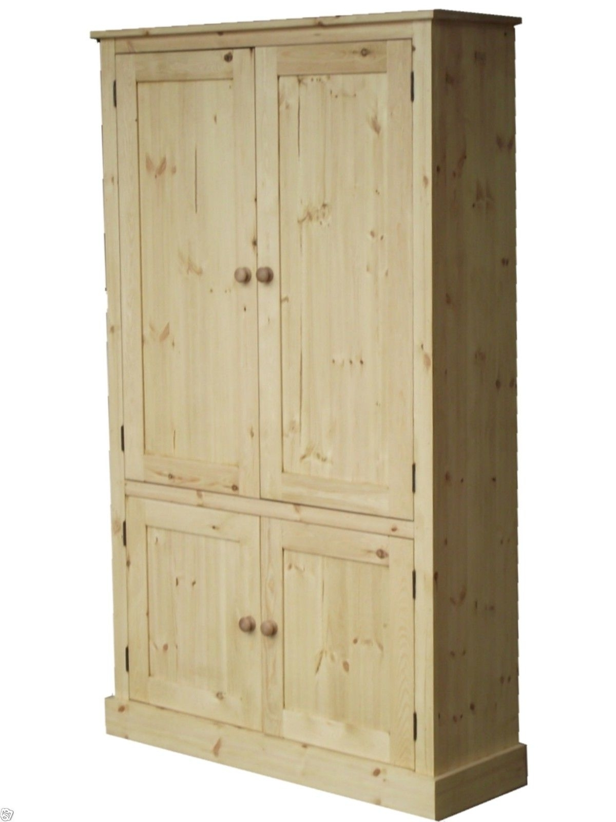 Recent Oak Linen Cupboard Pertaining To Pine Linen Cupboard (View 3 of 15)