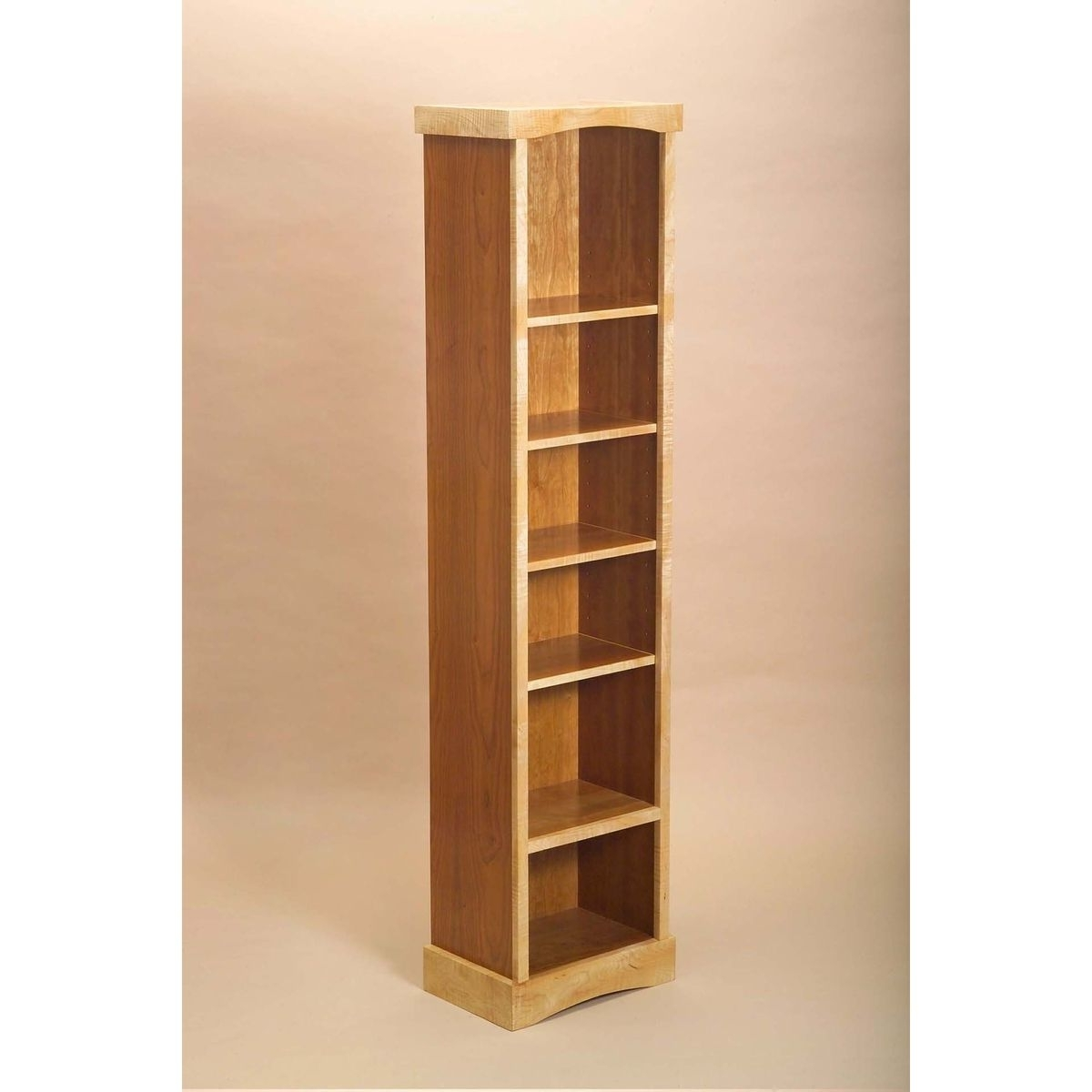 Recent Tall Narrow Bookcases Within Beautiful Tall Narrow Bookcase Photos Inspirations White Wood Ikea (View 10 of 15)