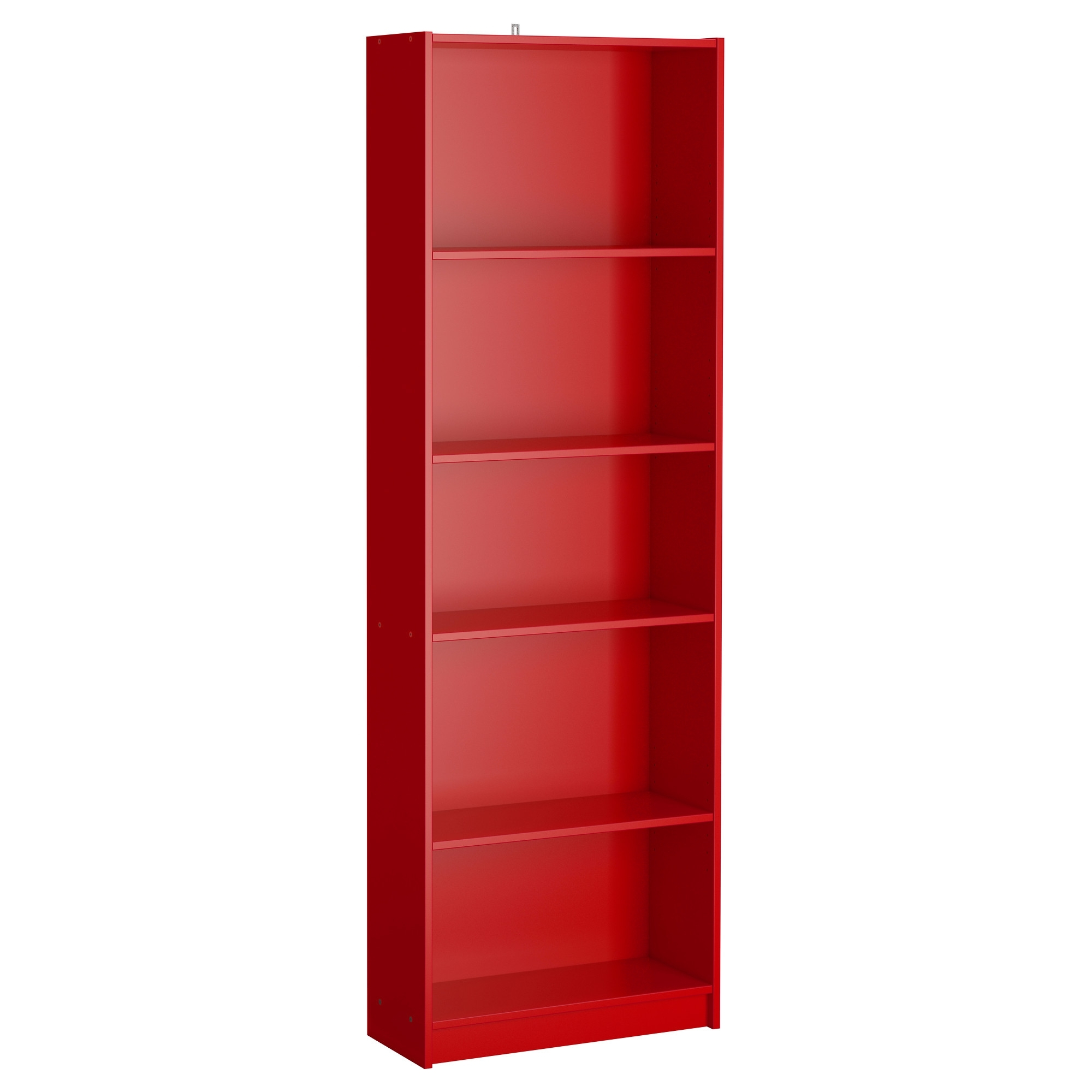 Red Bookcases For Most Recent $ (View 11 of 15)