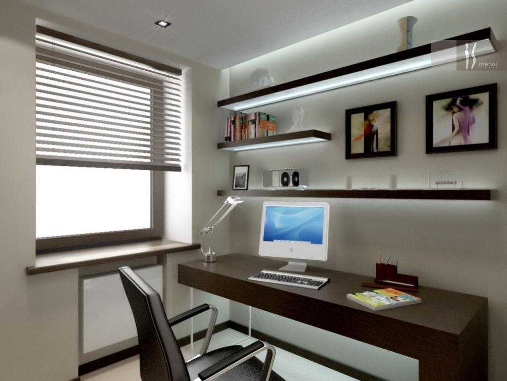 Resultado De Imagen De Small Study Room Ideas Office Pinterest For Newest Study Room Cupboard Design (View 7 of 15)