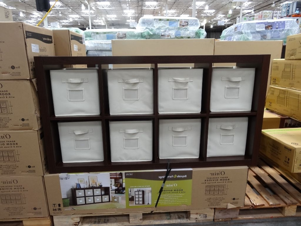 Room Dividers Throughout Well Known Costco Bookcases (View 5 of 15)