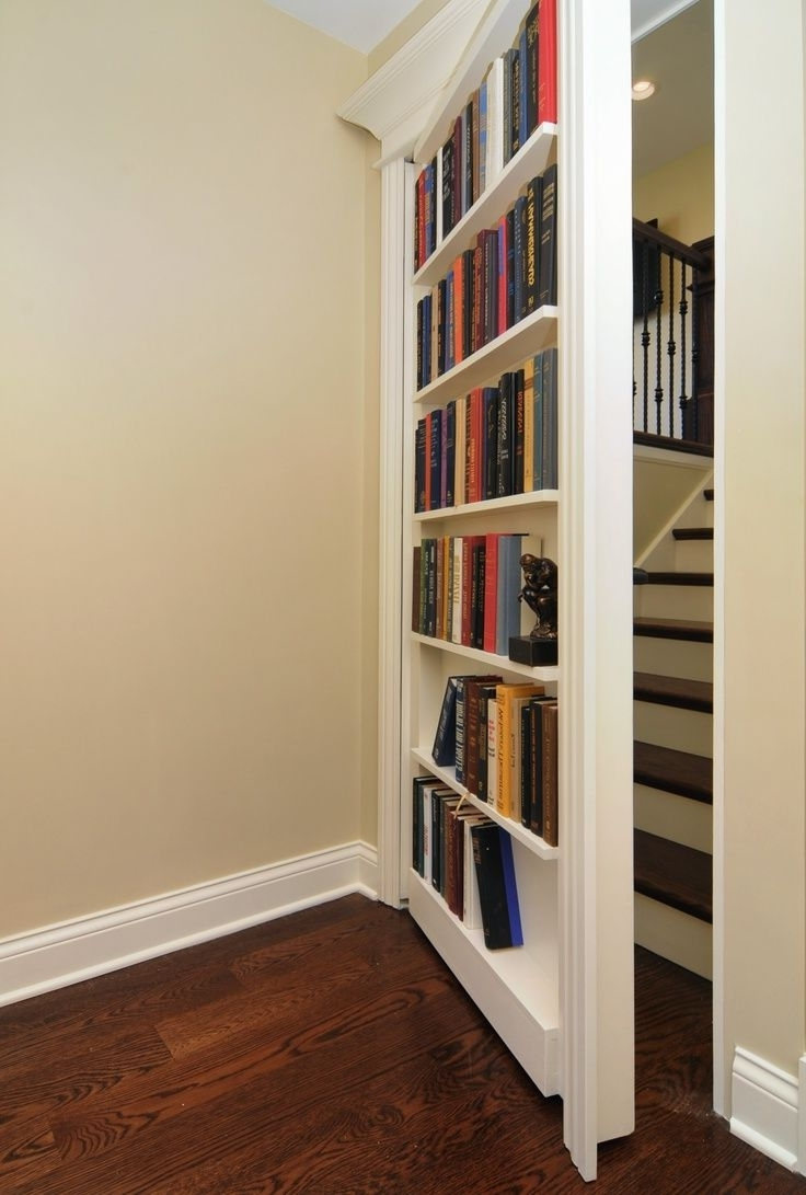 Room Essentials Bookcase Extra Shelves And Metal Ikea With Two Pertaining To Well Liked Hidden Door Bookcases (View 8 of 15)