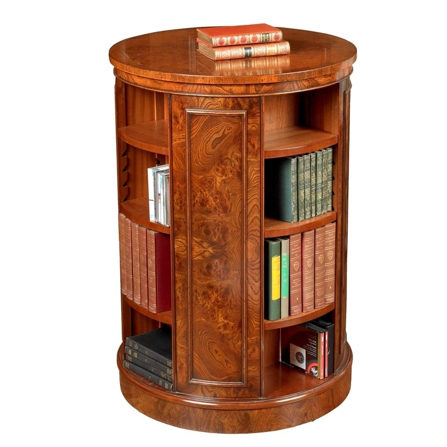 Round Bookcases Regarding Widely Used Bookcases (View 11 of 15)