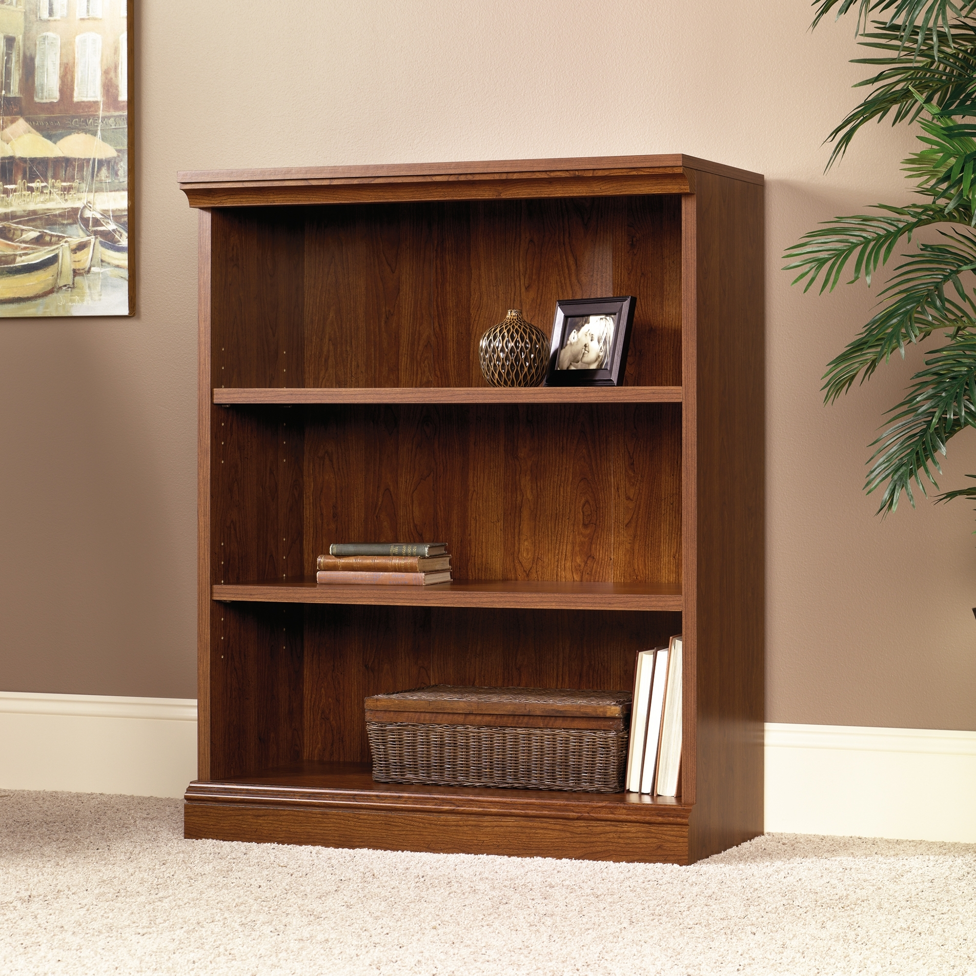 Featured Photo of 3 Shelf Bookcases