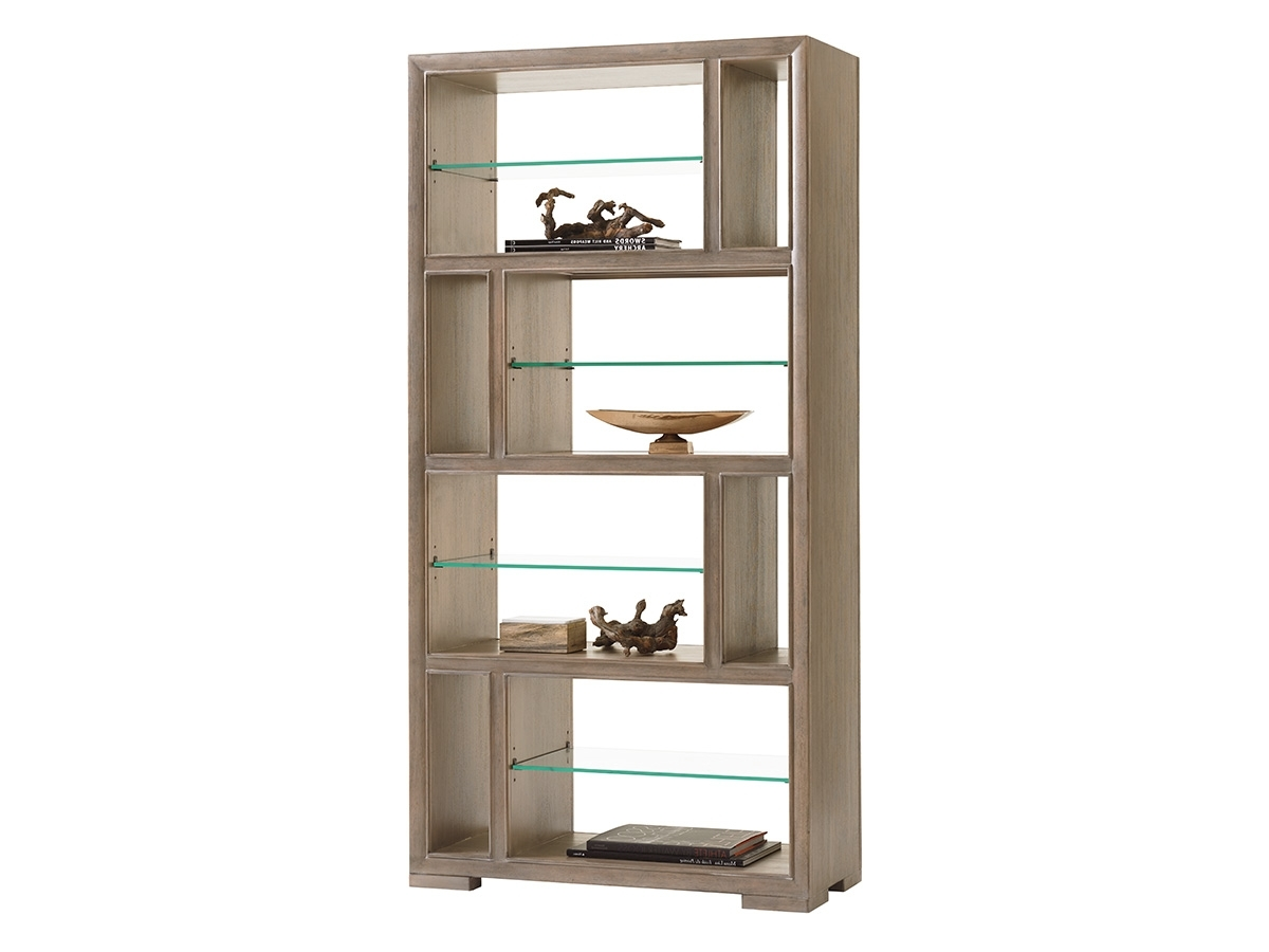 Shadow Play Windsor Open Bookcase (View 7 of 15)