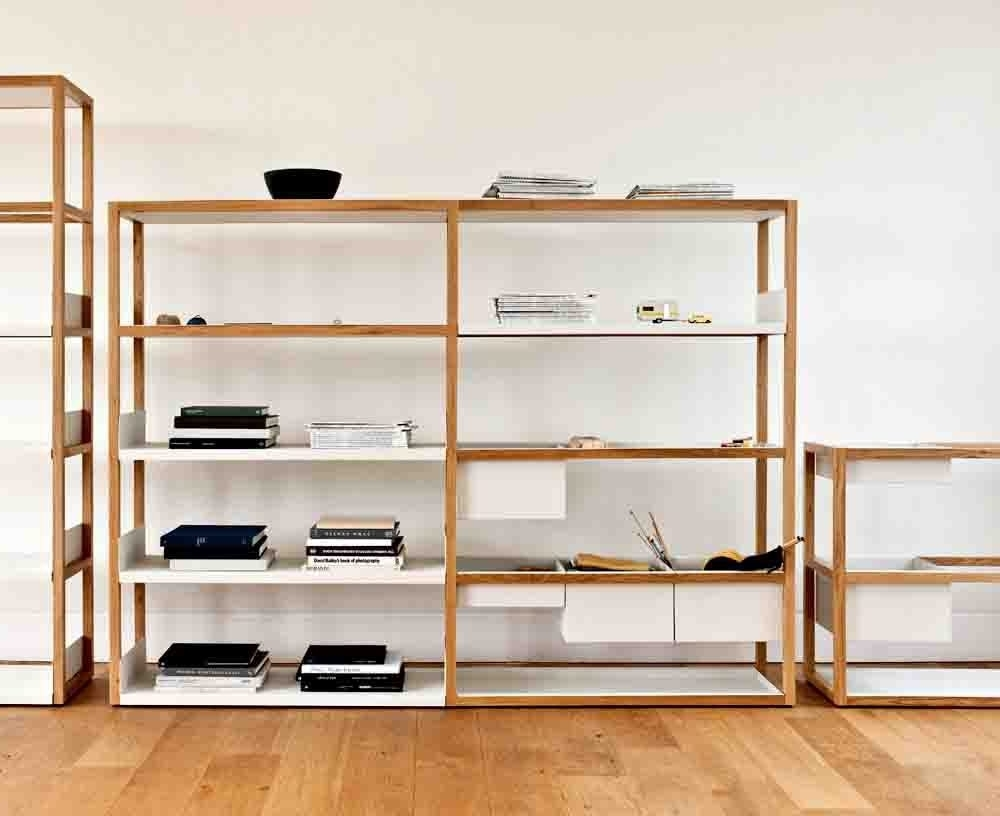 Featured Photo of Shallow Bookcases