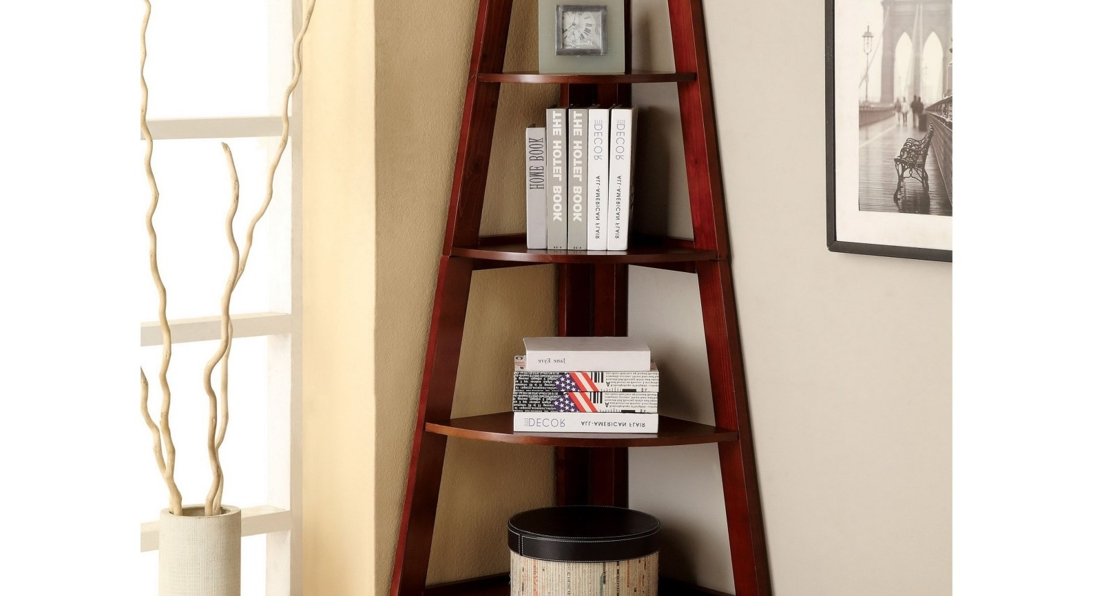 Shelf : Chic Diy Corner Bookshelf How To Build Plans Big Lots With Most Current Big Lots Bookcases (View 15 of 15)