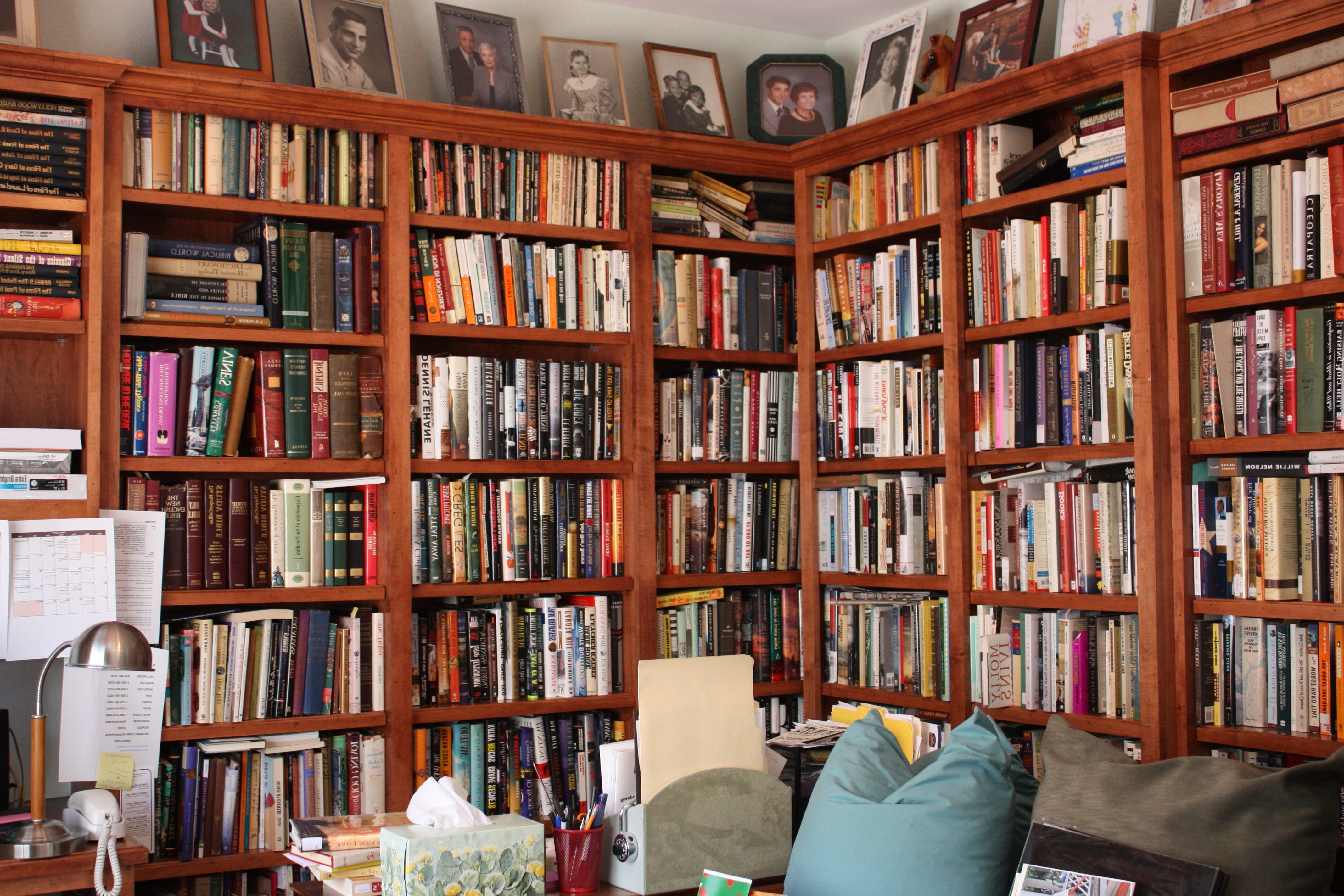Shelf: Home Library Shelving Systems Inspirations (View 13 of 15)