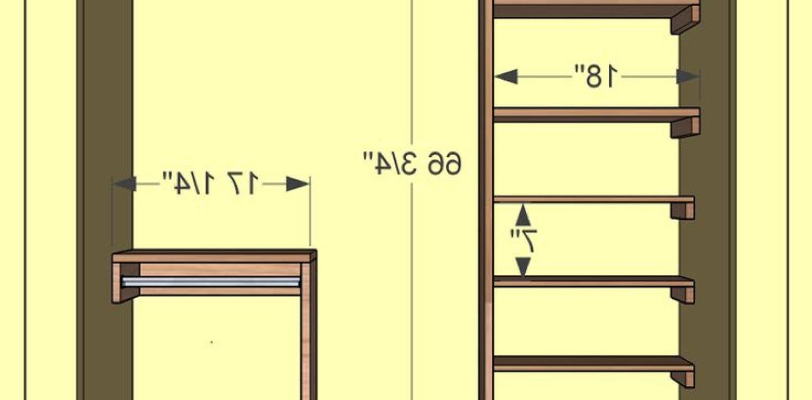 Shelf : Wonderful Fitted Wardrobe Depth 3 Sliding Doors Wardrobe With Well Known Fitted Wardrobe Depth (View 13 of 15)