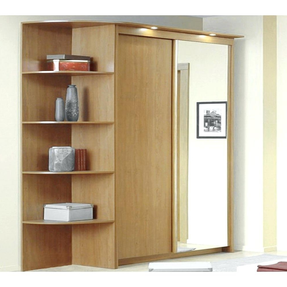 Shelves With Sliding Door – Islademargarita In Newest Wardrobes With Shelves (View 6 of 15)
