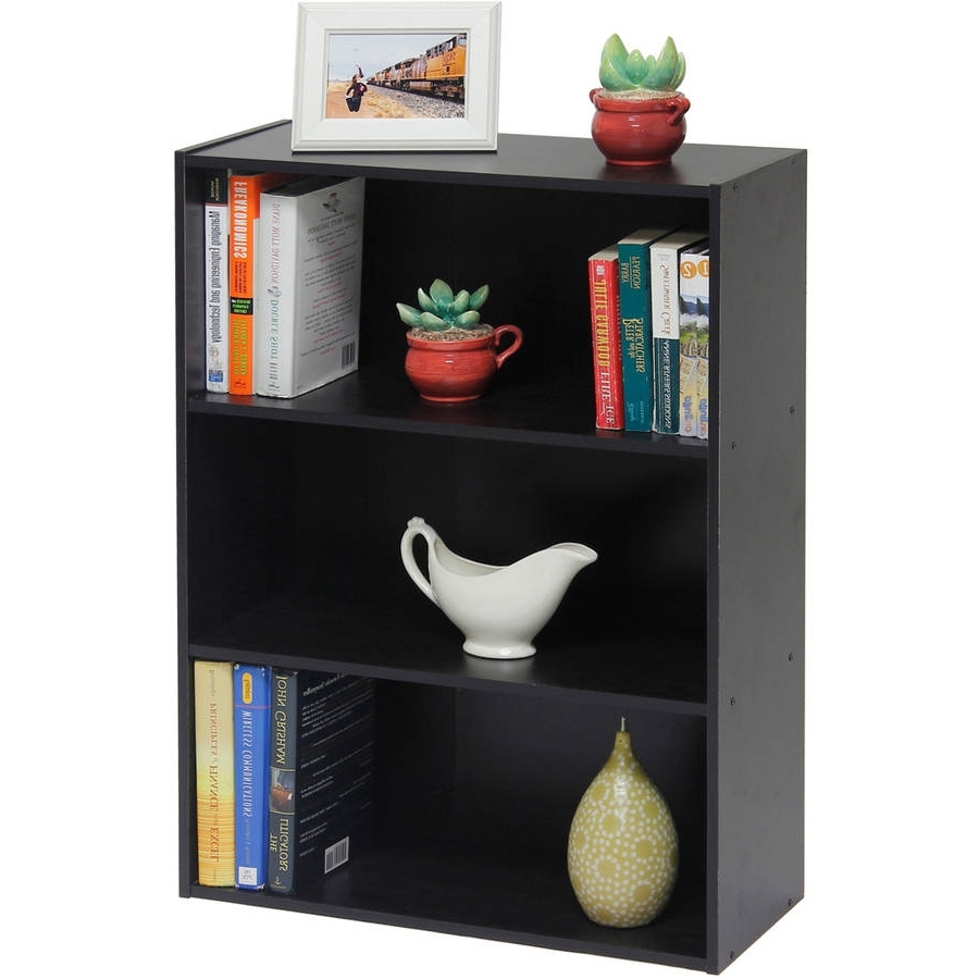 Shelving – Walmart With Regard To Most Current Black Bookcases Walmart (View 15 of 15)