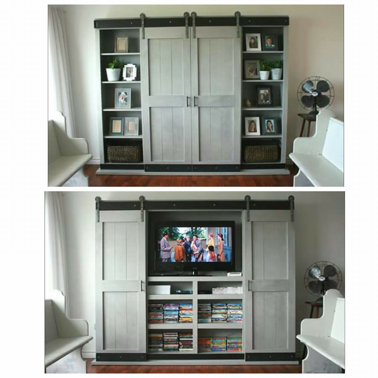 Sliding Door Cabinet For Tv – Diy Projects (View 11 of 15)