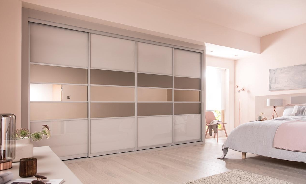 Sliding Door Wardrobes In Recent Wardrobes With Sliding Doors – Fitted Bedrooms Sharps (View 9 of 15)