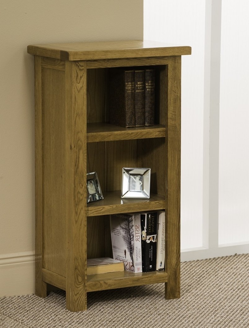 Small Narrow Bookshelf – Design Decoration Pertaining To 2018 Short Bookcases (View 13 of 15)