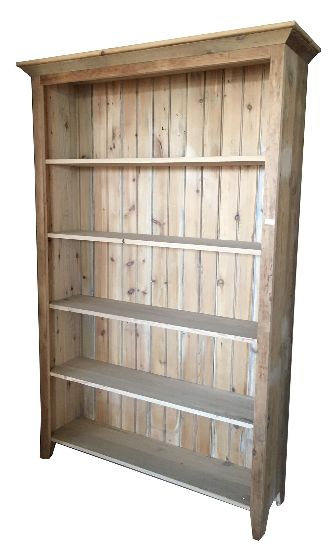 Solid Wood Bookcases At Dutchcrafters In Well Known Large Wooden Bookcases (View 14 of 15)