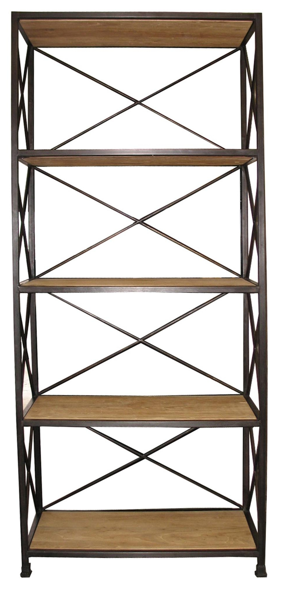 Steel Bookcases Within Well Known Bookcases Ideas: Recommended Wonderful Metal Bookcase Ideas Ashley (View 14 of 15)