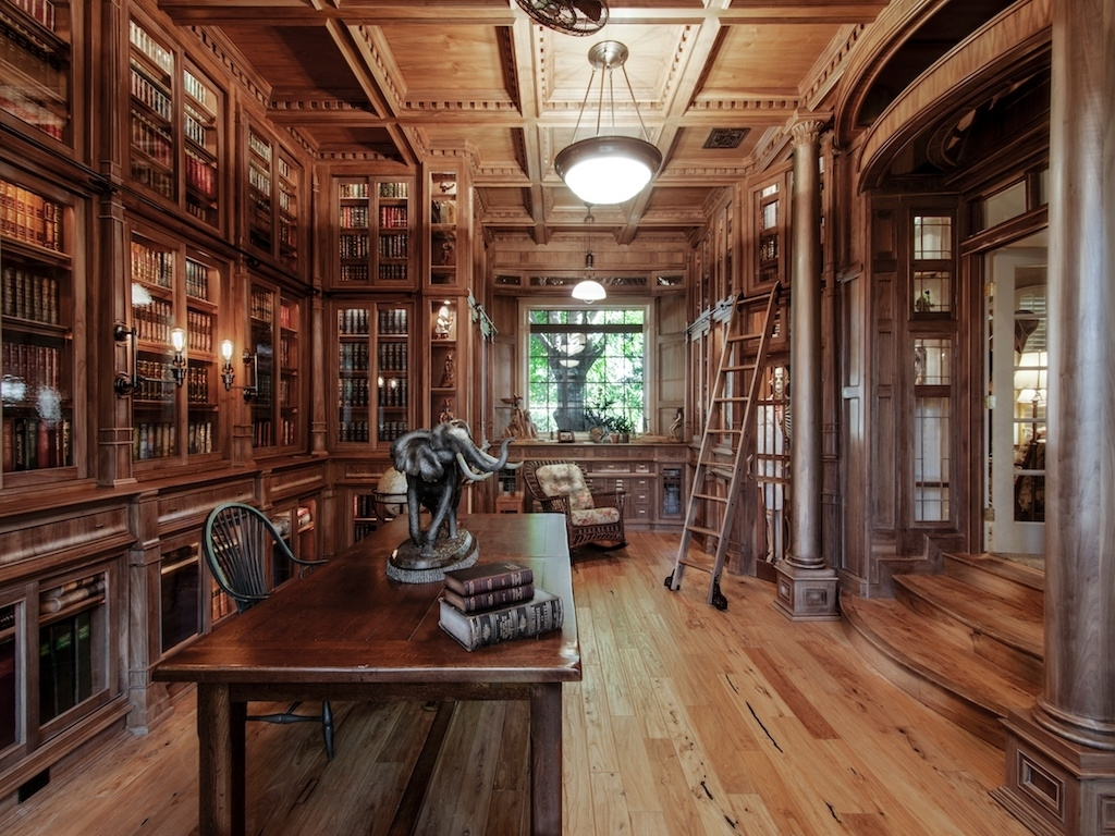 Stop Everything And Check Out This Homemade Bespoke Library With Well Known Bespoke Library (View 13 of 15)