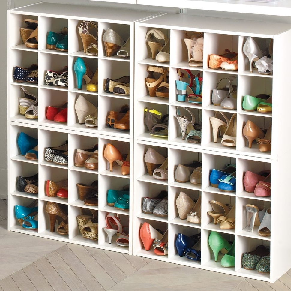 Storage : Shoe Storage Ideas Under Stairs Shoe Storage Ideas Next Pertaining To Well Known Wardrobes Shoe Storages (View 12 of 15)