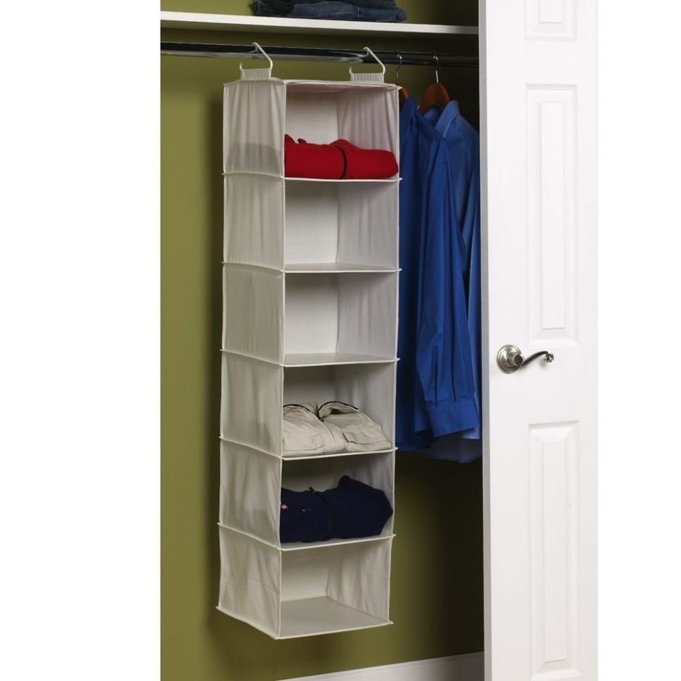 Storage : Wardrobe With Shelves And Hanging Space Clothes Storage With Favorite Wardrobes Hangers Storages (View 9 of 15)