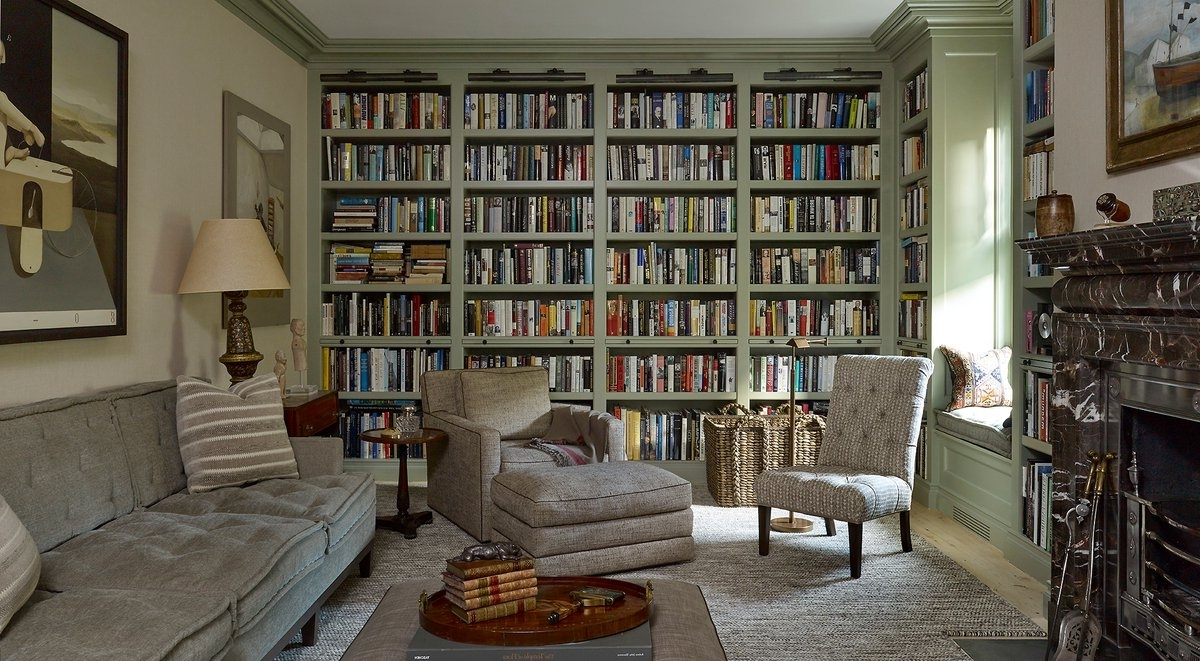 Study Shelving With Most Up To Date Stylish Shelving And Bookcases (View 14 of 15)