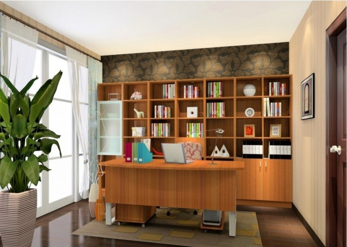 Study Wall Unit Designs Regarding Most Current Study Room Decor Amazing 19 Decoration For Study Room Study Room (View 15 of 15)