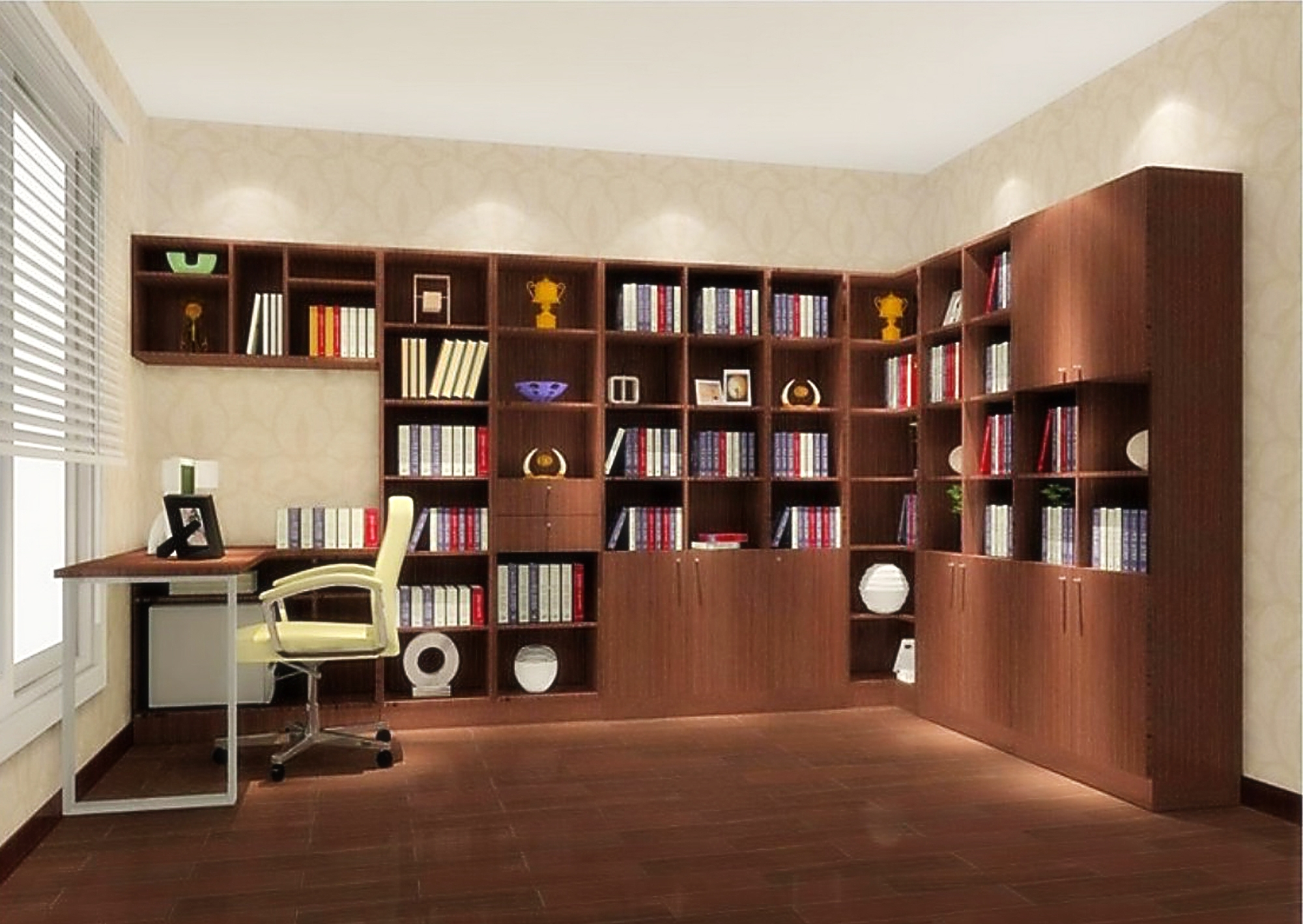 Study Wall Unit Designs Regarding Well Liked Study Wall Unit Designs – Home Safe (View 11 of 15)