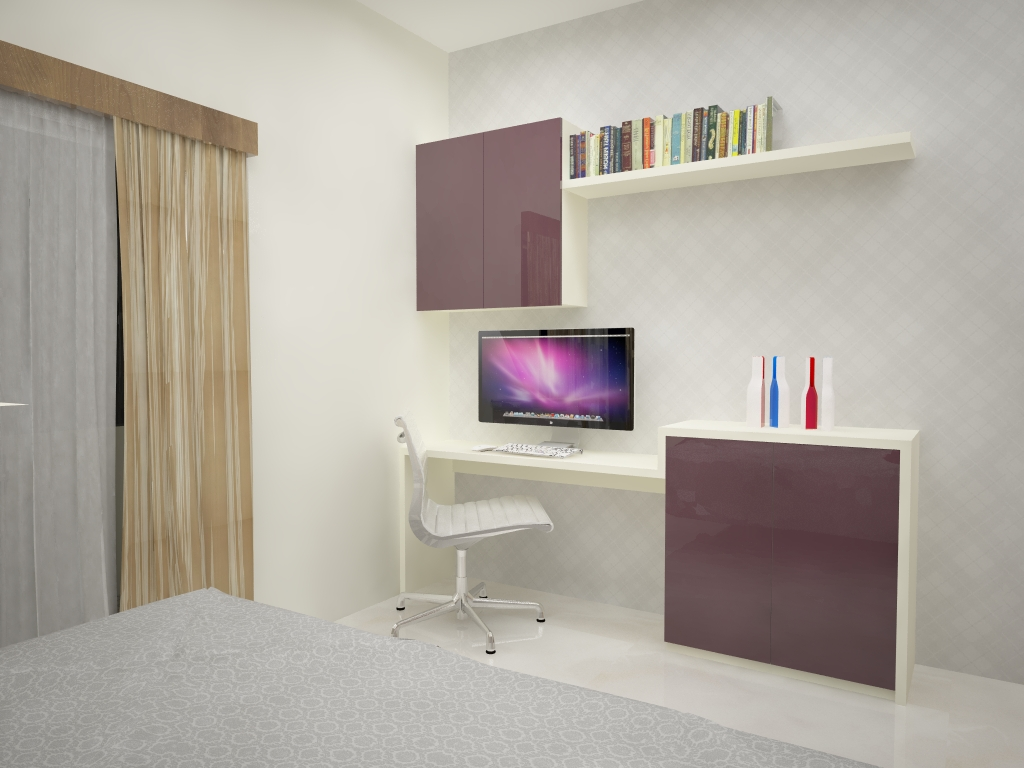 Study Wall Unit Designs With Regard To Preferred Modern Study Tables Furniture Ideas Room Desk And Table Unit (View 9 of 15)