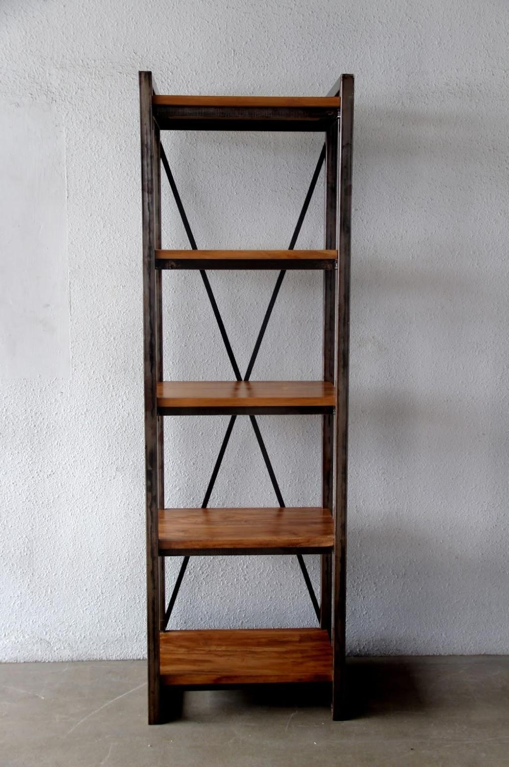 Tall Narrow Bookcase Ikea : Doherty House – Tall Narrow Bookcase Pertaining To Trendy Tall Narrow Bookcases (View 7 of 15)
