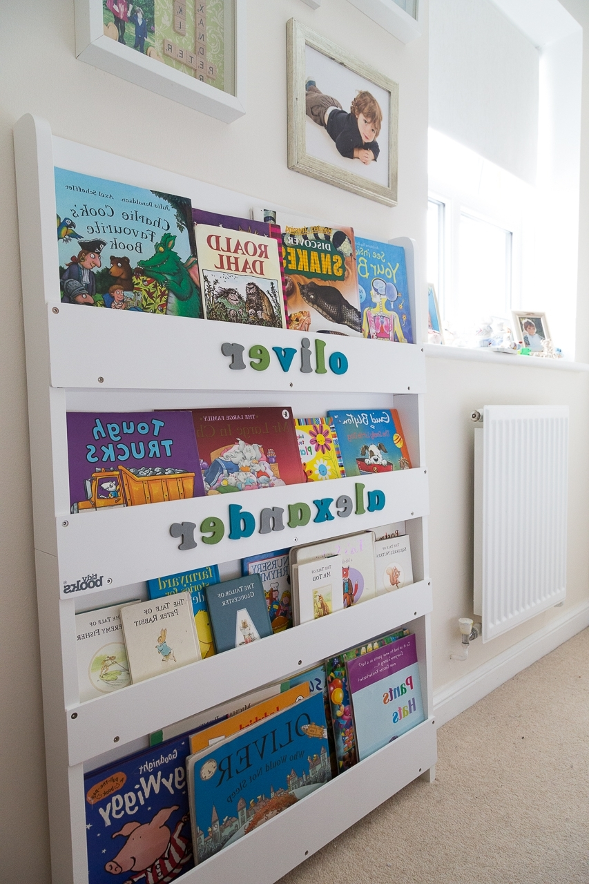The Amazing Tidy Books Children's Bookcase (View 14 of 15)
