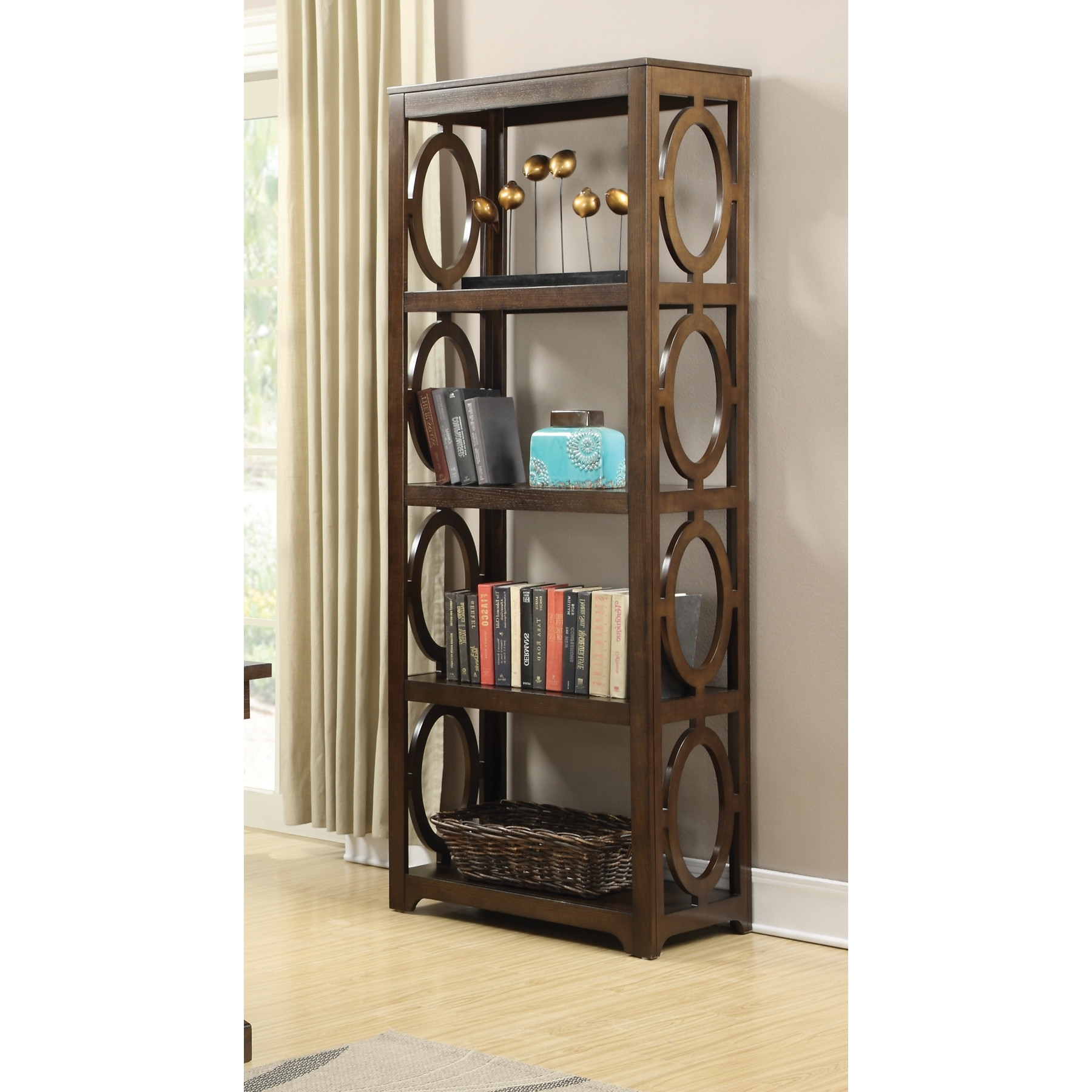 The Appeal Of The Modern Wall Bookcases (View 5 of 15)