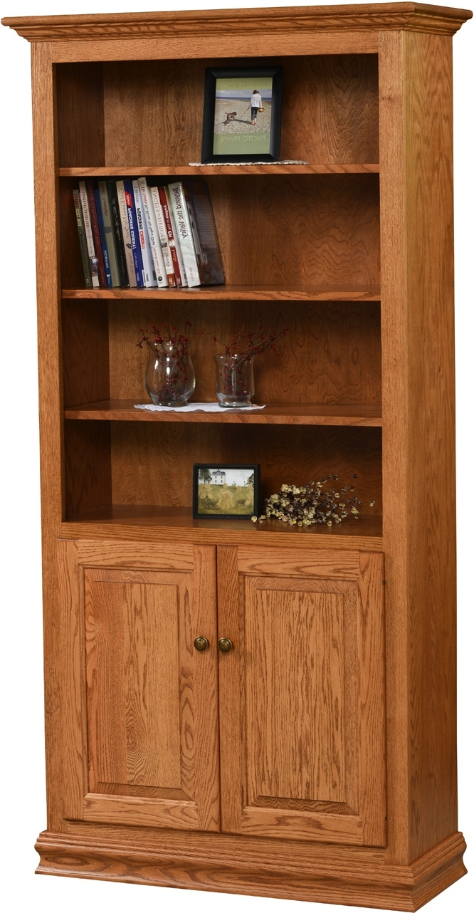 Traditional Bookcases Within Best And Newest Ashery Traditional Bookcases – Town & Country Furniture (View 13 of 15)