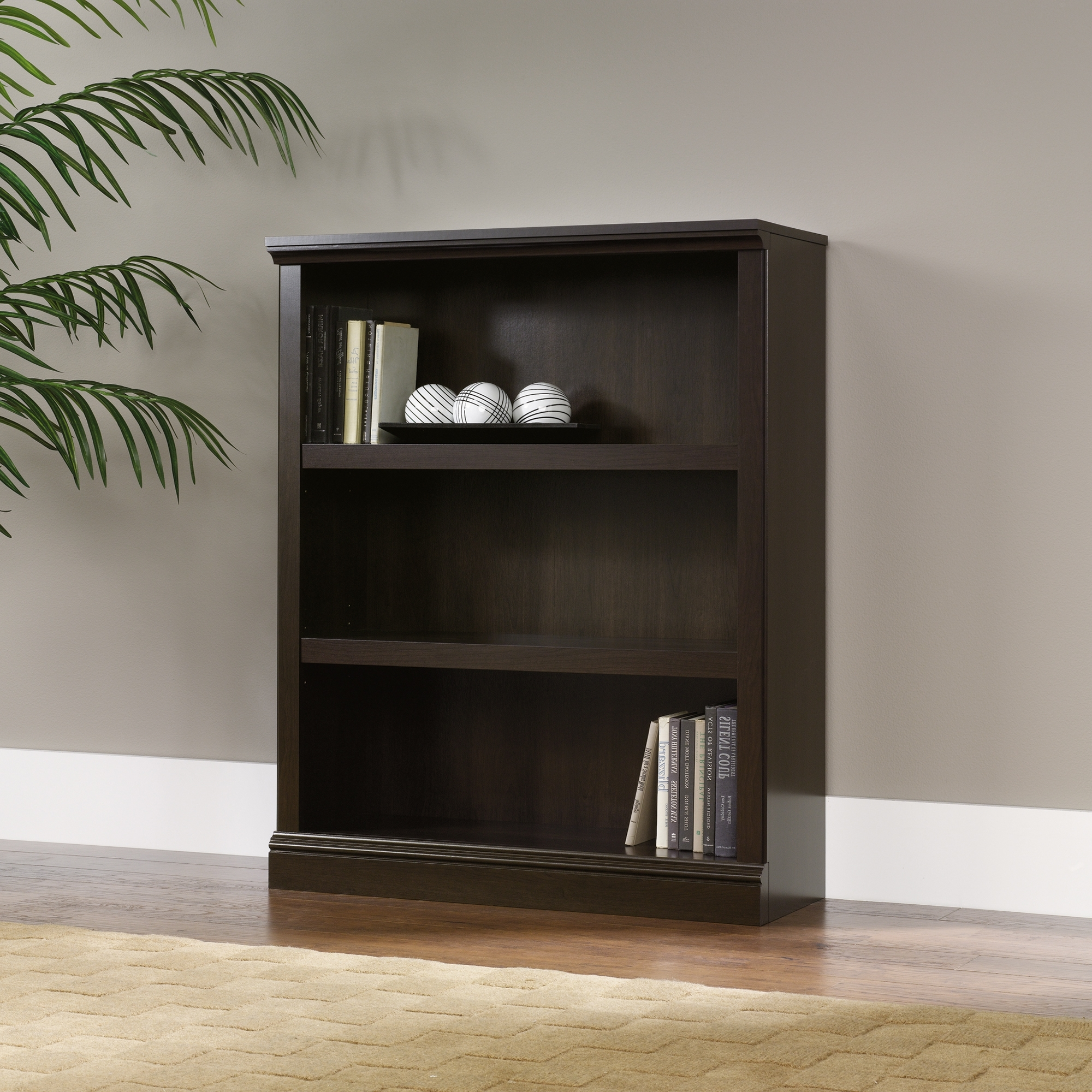 Trendy 3 Shelf Bookcases Regarding Metal Barrister Bookcase Plus Element Tall Narrow 5 Shelf Also (View 8 of 15)
