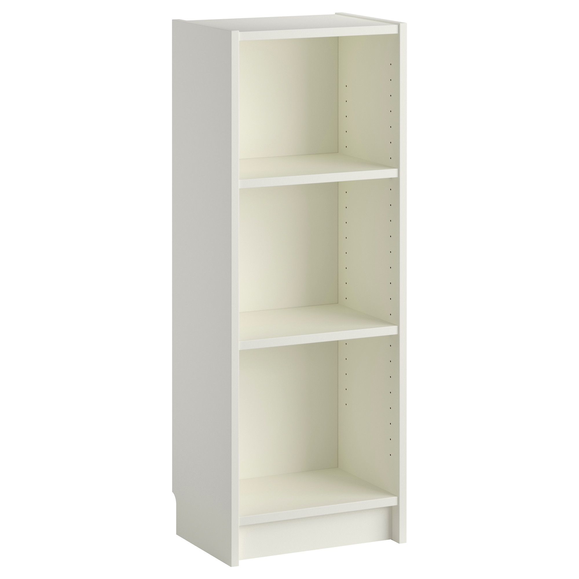 Trendy 40 Inch Wide Bookcases With Regard To Billy Bookcase – White – Ikea (View 9 of 15)