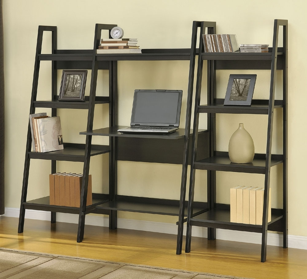 Trendy Altra Ladder Bookcase Bundle 9482096 Pertaining To Ladder Bookcases (View 15 of 15)