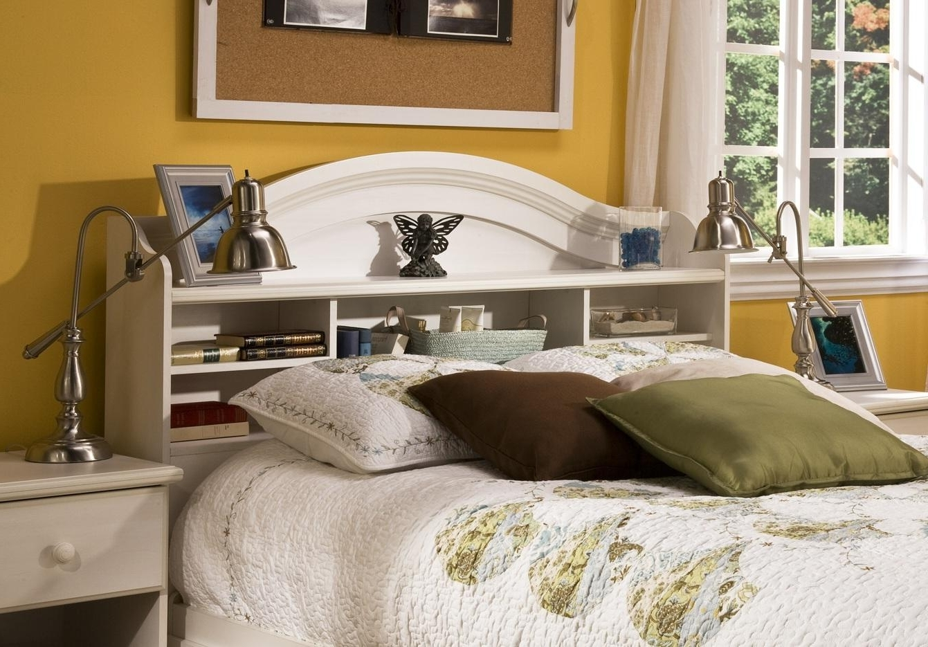 Trendy Bookcases Headboard King Pertaining To What Is Bookcase Headboard Queen (View 13 of 15)